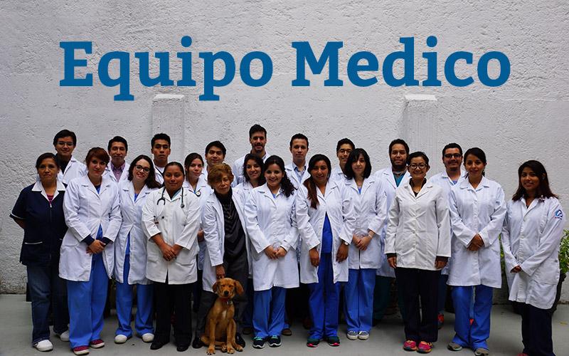 Equipo Médico - Hospital Veterinario de Alta Especialidad Delta